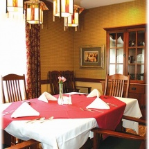 Seabury Private Dining Rm