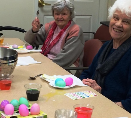 YALR - Easter Residents