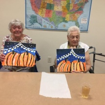 YALR - Resident Painting Party